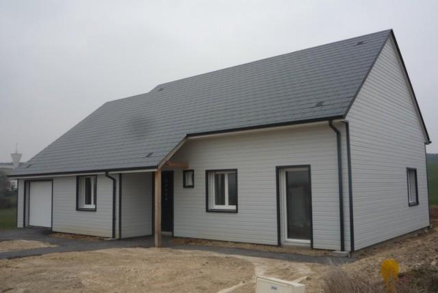 Maison bois amiens beauvais construction et for Agrandissement maison 59